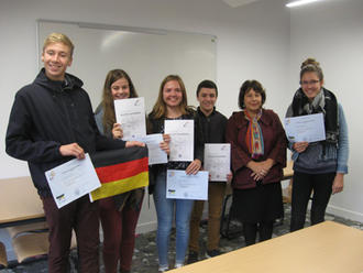 certification allemand