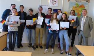 remise diplome certif all18